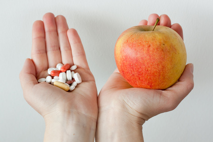 Ist der Apfel wirklich bio? Wie fühlen sich Medikamente an? Fragen ENDLICH selber beantworten können! Bildquelle: Fotolia.com / entscheidung © monropic