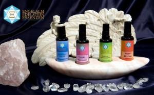 Engelalm Edelsteinessenzen für die Aura